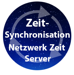 Zeitsynchronisation, Zeit-Server
