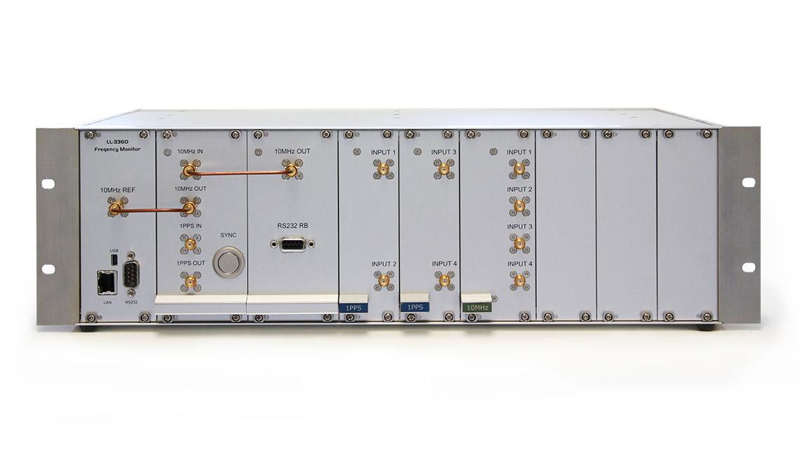 KL-3360 Zeit und Frequenz Monitor