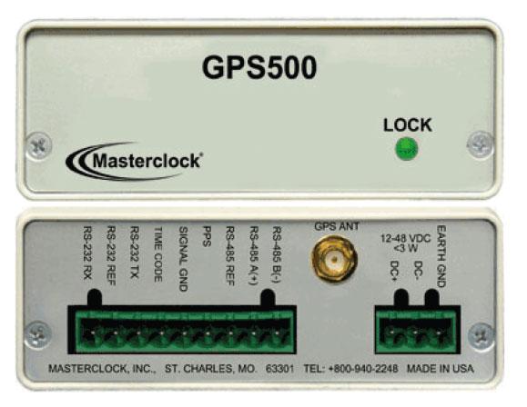 GPS500 GPS Zeitcode Generator