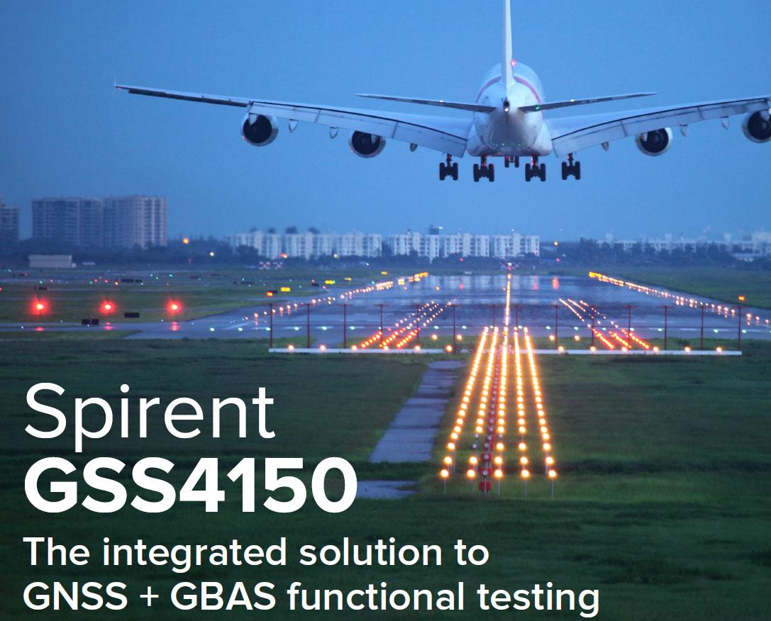 GSS4150 GBAS Landing System VDB Simulator