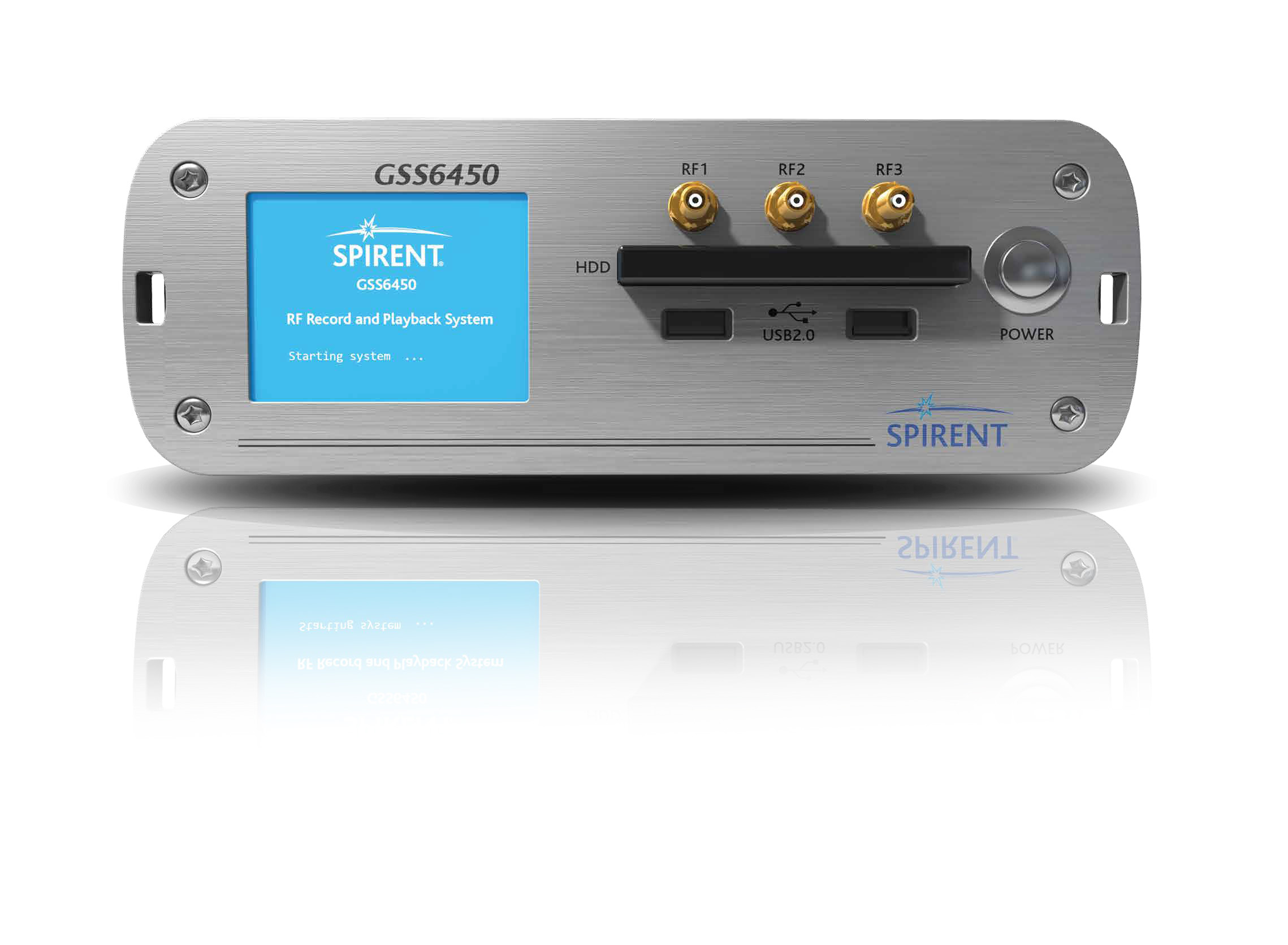GSS6450 Multi-frequency Record & Playback System