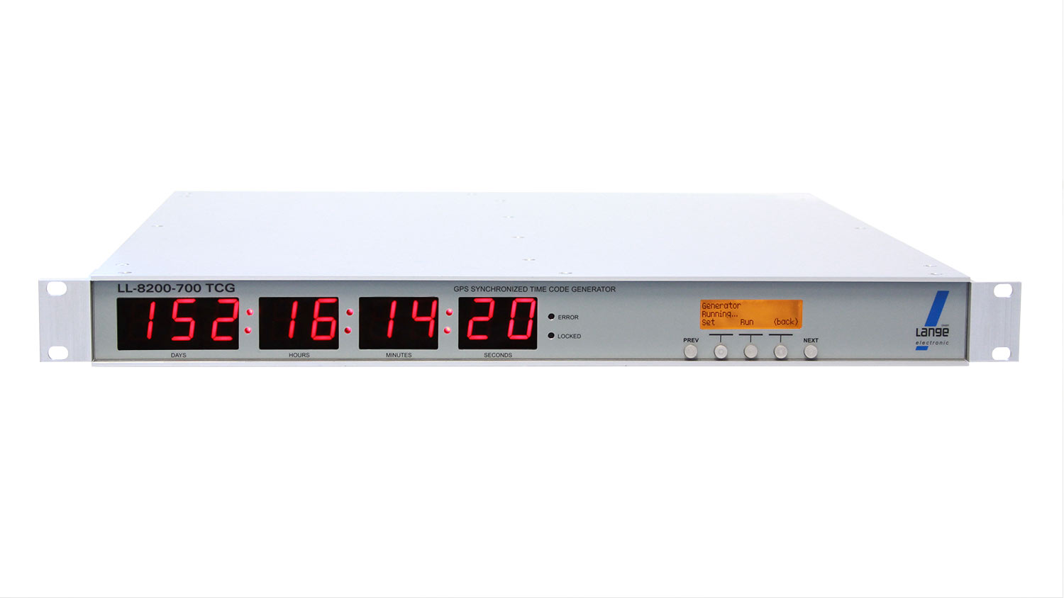 LL-8200 Time Code System