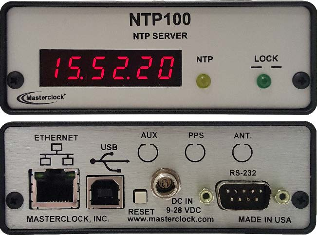 NTP100-OSC Zeitserver