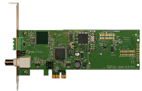 PCIe-TCR Network Card for Time Code