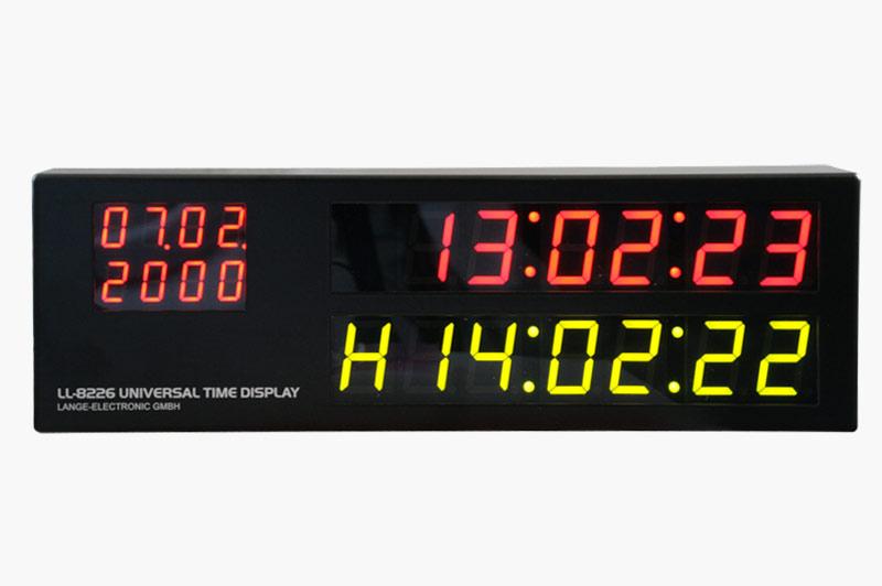 LL-8226 Universal Time Display